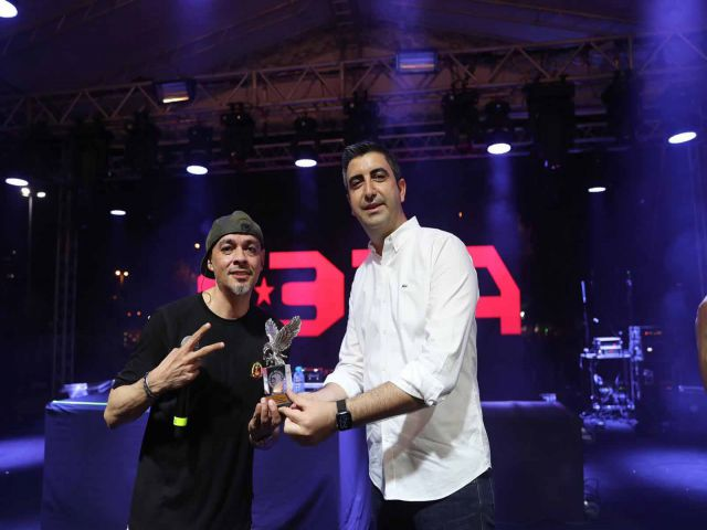 Kartal'da Zafer Haftası Kutlamaları 'Ceza' Konseri ile Başladı
