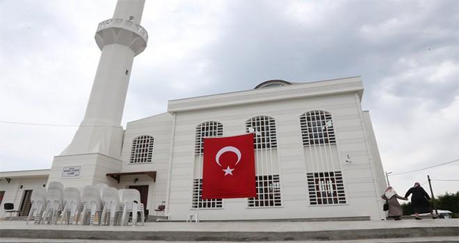 Hacı Zehra Aydın Camii İbadete Açıldı