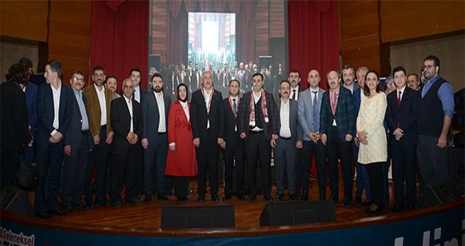 Tuzla'dan Anadolu'ya Erzincanlılar Gecesi'nde Dualar Semaya Yükseldi