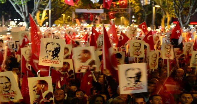 Kadıköy Cumhuriyet Kutlamalarına Hazır