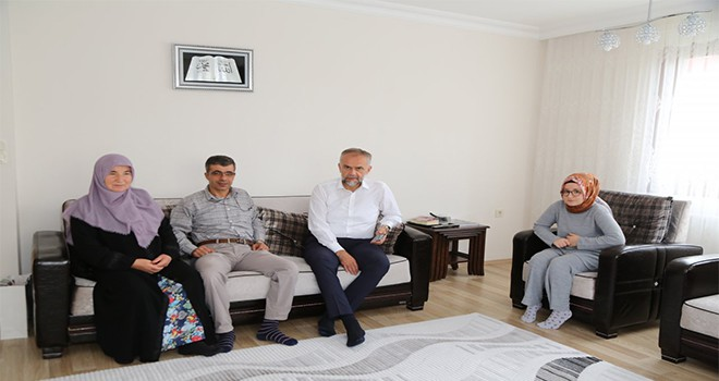 Sultançiftliği  Mahallesi'nde Hoş Geldiniz Ziyaretleri