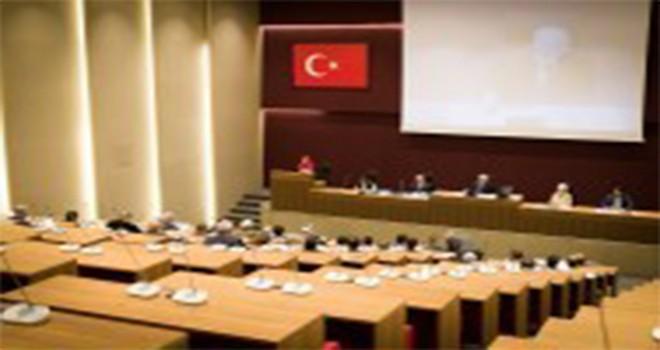 Ümraniye'de Yeni Dönem İlk Meclis Toplantısı Yapıldı