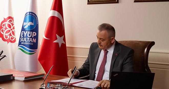 Başkan Aydın'dan Göktürk'e hastane müjdesi