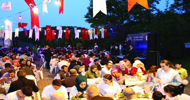 Beykoz'un Köylerinde Fesleğen Kokulu Ramazan Sofraları