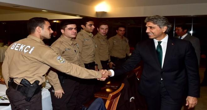Başkan Demir 'Gecekartalları' İle Bir Araya Geldi