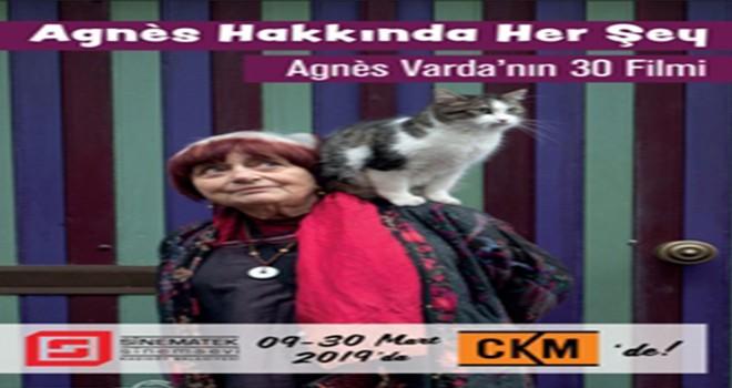 Kadın Hareketi'nin Güçlü İsmi Agnes Varda'nın Filmleri Mart'ta Seyirciyle Buluşuyor