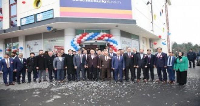 Başkan Hasan Can Birikim Okulları Ümraniye Şubesinin Açılışını Yaptı