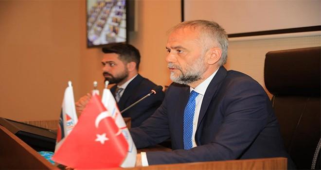 Çekmeköy Belediyesi 2019-2024 Dönemi İlk Meclisi Toplandı