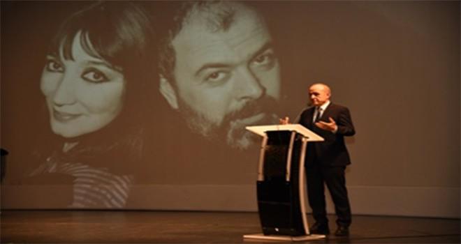 Gülriz Sururi'ye Süreyya Operası'nda Alkışlarla Veda