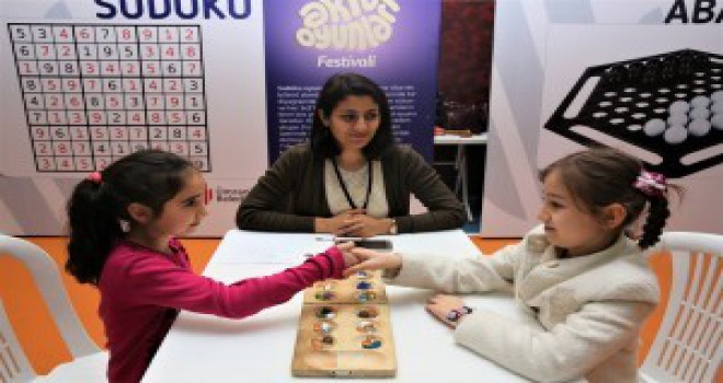 Öğrenciler Akıl Oyunları Festivali' nde kıyasıya Mücadele Etti
