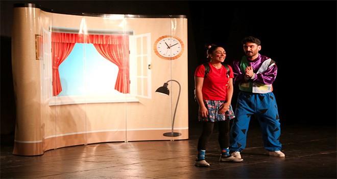 'Mutlu Ailem', Maltepe'de sahnelendi