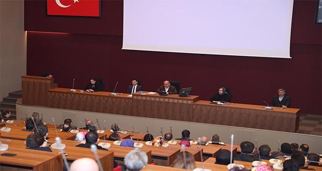 Başkan Hasan Can Belediye Personelleri İle Bir Araya Geldi