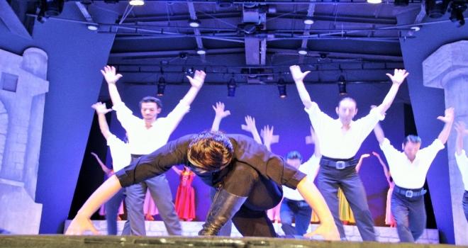 15. Uluslararası Bodrum Bale Festivali Başladı