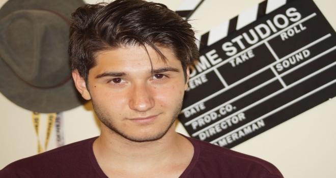 Ali Erdem Burs Bulabilirse Hollywoodda Yönetmen Olacak