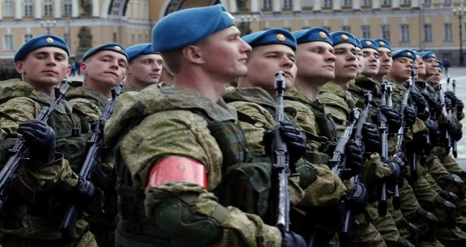 Baltık Denizinde Çin-Rusya Tatbikatı Başladı
