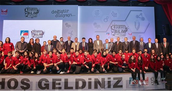 Çekmeköy Belediyesi PROF. DR. Fuat Sezgin Uluslararası Bilim Olimpiyatlar'na Başvurular Başladı
