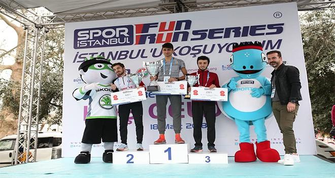 Ümraniye Belediyesi Gençlik ve Spor Kulübü Atletizm Takımından Bir Başarı Daha