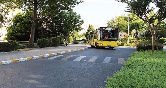 Yeşilpınar - Eyüpsultan İETT otobüs sefer sayısı arttırıldı