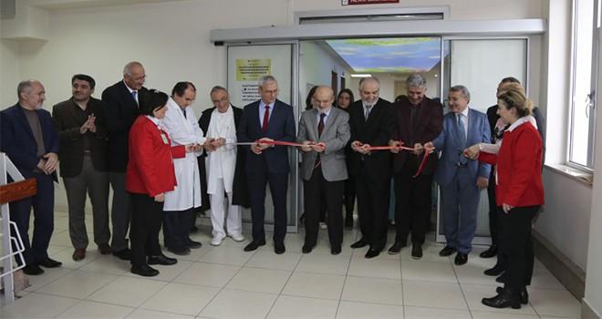 Beykoz Devlet Hastanesi Palyatif Bakım Merkezi Yenilendi