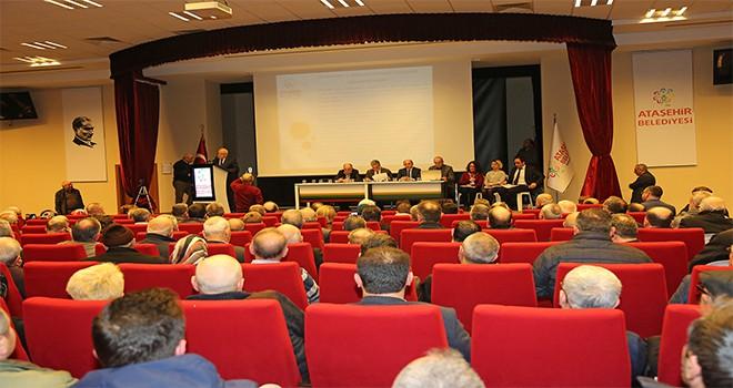 Yenisahra Ve Barbaros İmar Planları Bilgilendirme Toplantısı Yapıldı