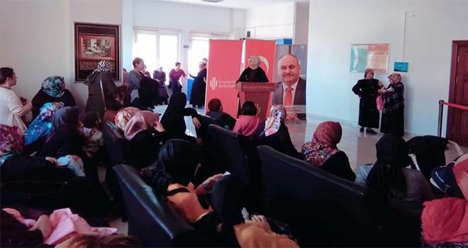 Ümraniye Belediyesi Çevre ve Geri Dönüşüm Eğitimlerine Devam Ediyor