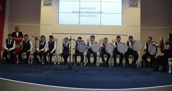 Ümraniye Belediyesi Nikah Sarayı'nda Sevgi Konulu Konferans Gerçekleşti