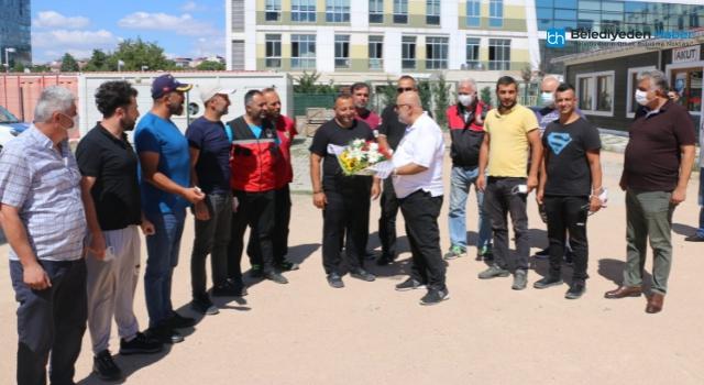 Kastamonu'da Görev Yapan Ekipler Kartal'a Döndü