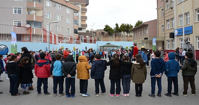 Tuzla Belediyesi 4. Sokak Oyunları Olimpiyatları, Eğlenceli Yarışmalarla Başladı