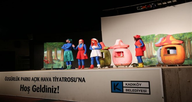 Çocuk Tiyatro Festivali Başlıyor