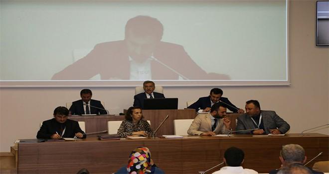 Belediye Meclisi Mayıs Ayı Toplantılarına Başladı