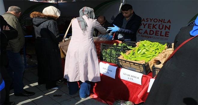 Çekmeköy Tanzim Satış Noktası Açıldı