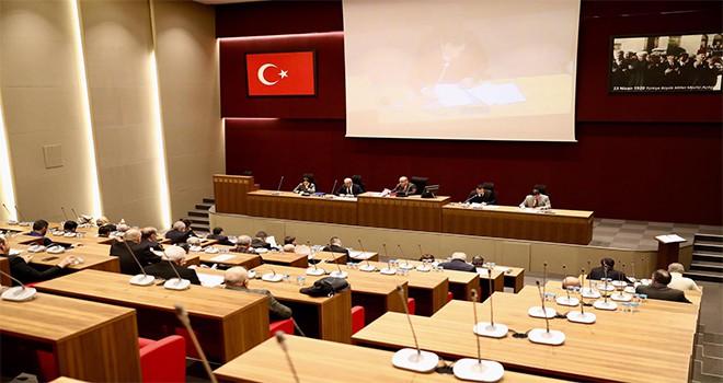 Ümraniye Belediyesi'nde Yılın İlk Meclis Toplantısı Gerçekleşti