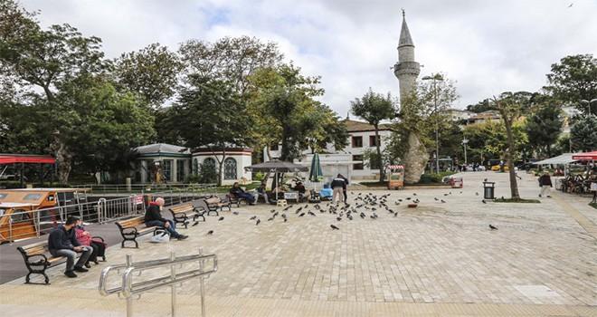 Kanlıca Meydanı Yeni Çehresine Kavuştu