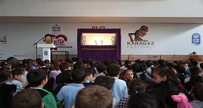 2. Karagöz Festivali başladı