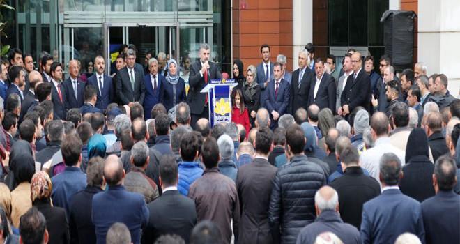 """""""Gönül Belediyeciliğini Seçen Sultanbeyli'ye Teşekkür Ediyorum"""""""