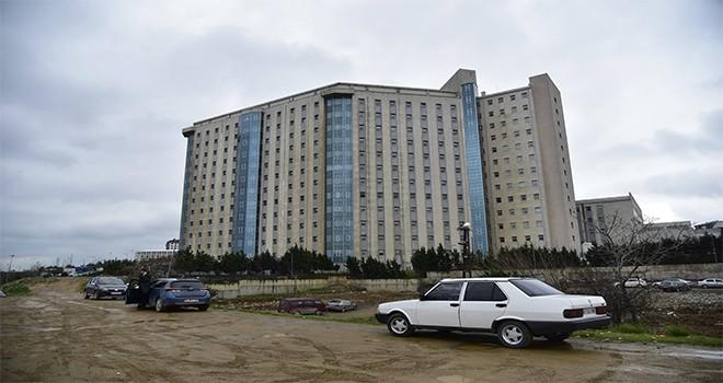 Hastane Yanına 560 Araçlık Otopark