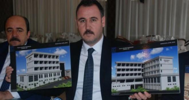 Ataşehir'deki otelini sağlık çalışanlarına ücretsiz tahsis etti