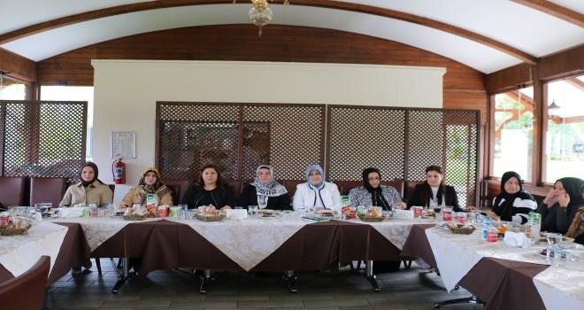 Ümraniye Belediyesi, 15 Temmuz Şehitlerinin Ailelerini Ağırladı