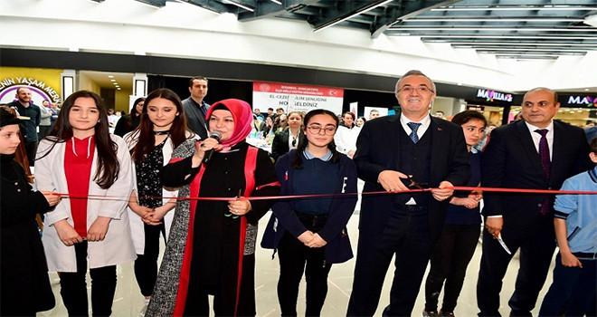 Sancaktepe'nin Dahi Çocukları El- Cezeri Bilim Şenliği'nde Buluştu