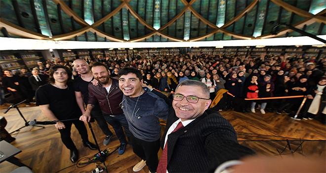 Üsküdar Belediyesi'nden Öğrencilere Büyük Sürpriz
