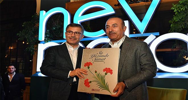 Dışişleri Bakanı Mevlüt Çavuşoğlu Üsküdar'da Gençlerle Buluştu