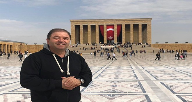 Başkan Ali Kılıç'tan Anıtkabir'e anlamlı ziyaret