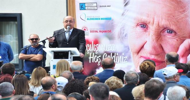 Alzheimer Merkezi Açıldı