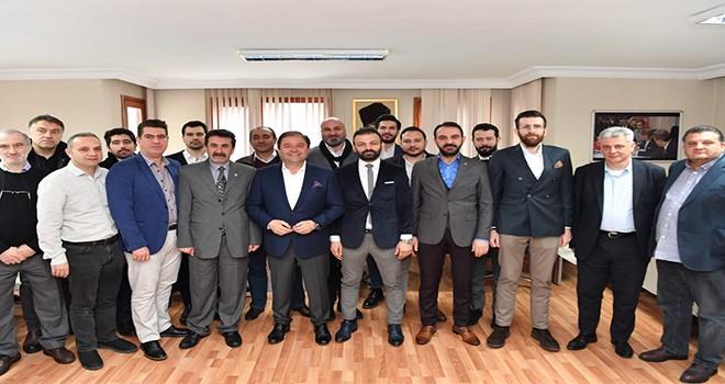 MASİAD'tan Ali Kılıç ile işbirliği kararı