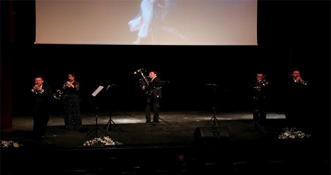 Türkiye'nin ilk bakır nefesli beşlisi Maltepe'de sahne aldı
