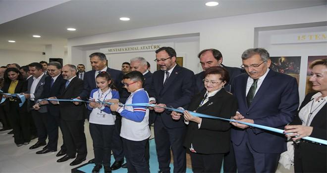 Riva'ya İki Okul Kazandırıldı