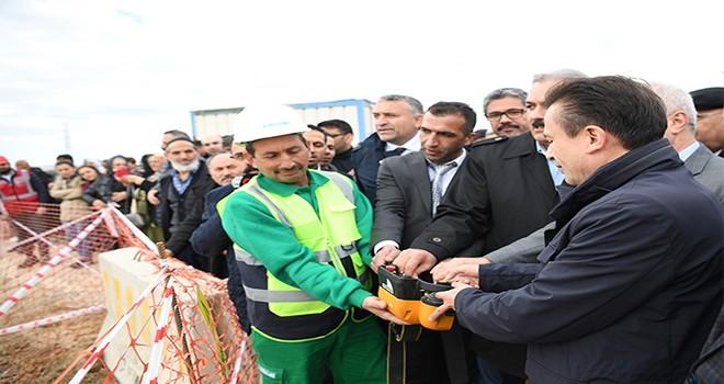 Tuzla Belediyesi, 4. Cemevi'nin Yapımına Başladı