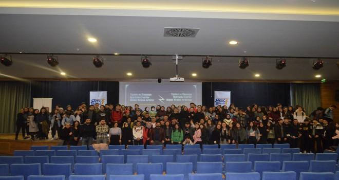 Genç Gelecek 4.Liseler arası Münazara Yarışması Başladı