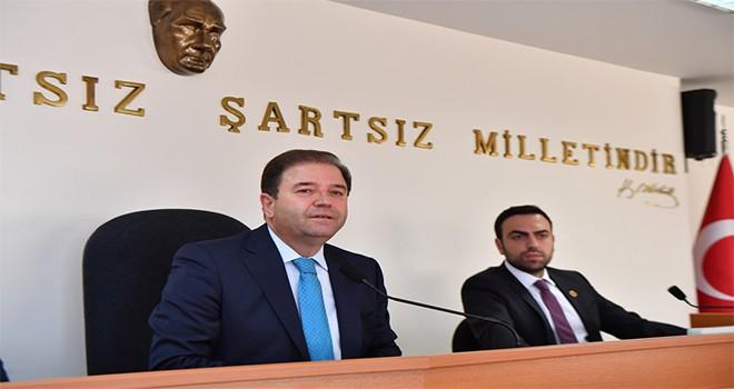 Maltepe Belediye Meclisi'nin mayıs ayı toplantıları başladı