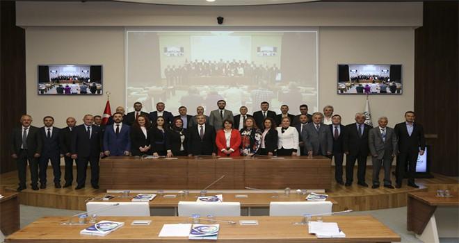 Belediye Meclisi Yeni Dönemin İlk Toplantısını Yaptı